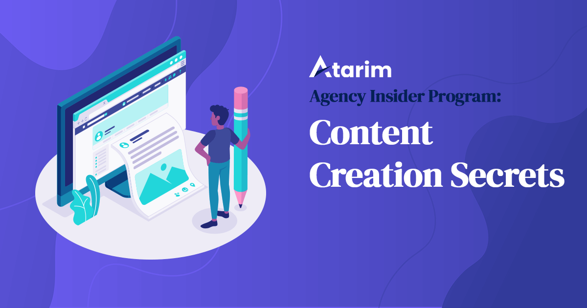 Content Creation Secrets