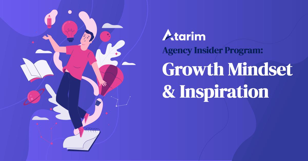 Growth Mindset & Inspiration