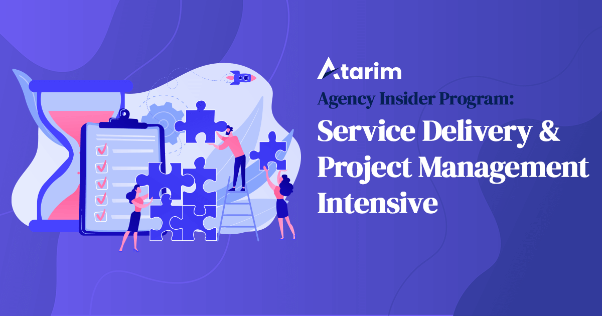 Service Delivery & Project Management Intensive